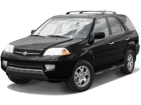 Acura MDX Reviews Ratings Prices Consumer Reports - 2003 acura mdx ac compressor