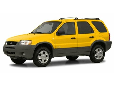 Ford Escape Change Vehicle