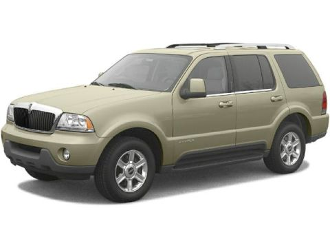 2003 Lincoln Aviator Reviews Ratings Prices Consumer Reports