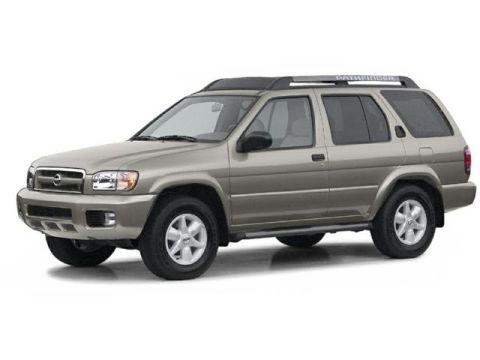 2003 nissan pathfinder reviews ratings prices consumer. Black Bedroom Furniture Sets. Home Design Ideas