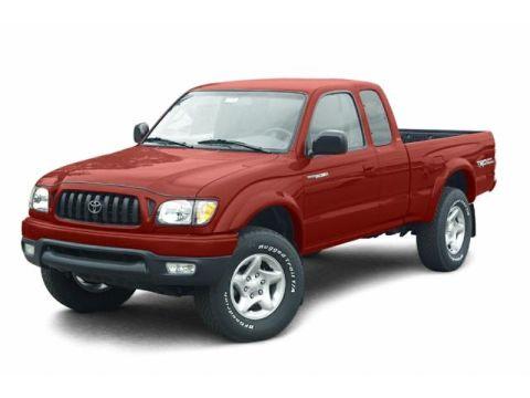 2003 toyota tacoma reviews ratings prices consumer reports. Black Bedroom Furniture Sets. Home Design Ideas