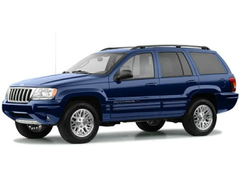 Jeep Grand Cherokee 2004 4 Door Suv