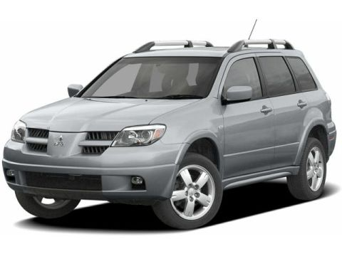 2004 Mitsubishi Outlander Reviews Ratings Prices