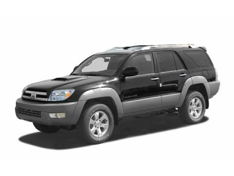 2004 toyota 4runner reviews ratings prices consumer. Black Bedroom Furniture Sets. Home Design Ideas