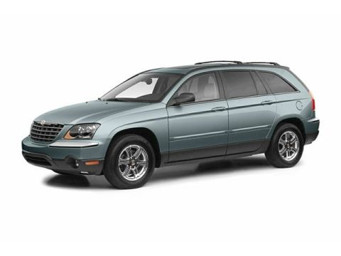 2005 chrysler pacifica reviews ratings prices consumer. Black Bedroom Furniture Sets. Home Design Ideas