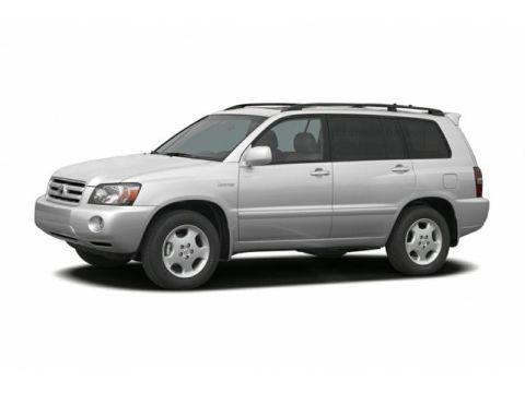 Toyota Highlander 2005 4-door SUV