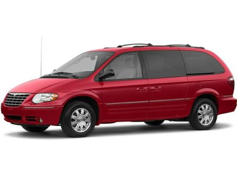 2006 chrysler town country reviews ratings prices. Black Bedroom Furniture Sets. Home Design Ideas
