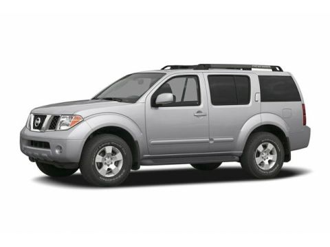 Nissan Pathfinder 2006 4-door SUV