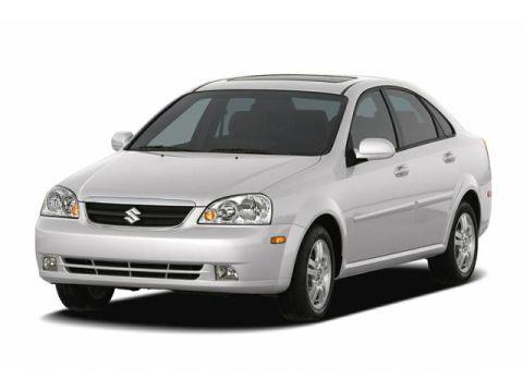 Suzuki Forenza Change Vehicle