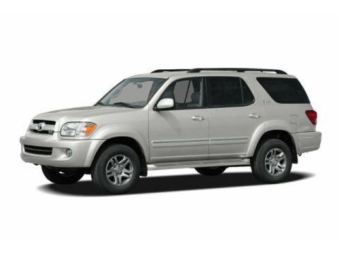 2006 toyota sequoia reviews ratings prices consumer. Black Bedroom Furniture Sets. Home Design Ideas