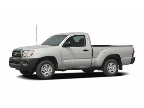 2007 Toyota Tacoma Reliability - Consumer Reports