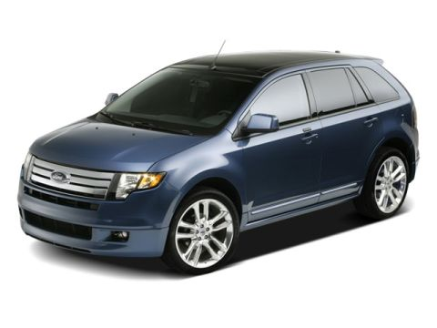 Ford Edge Change Vehicle