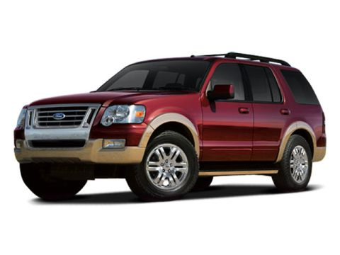 2010 ford explorer reviews ratings prices consumer reports. Black Bedroom Furniture Sets. Home Design Ideas