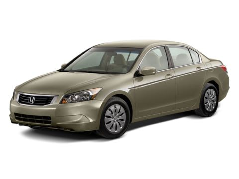 Honda Accord Change Vehicle