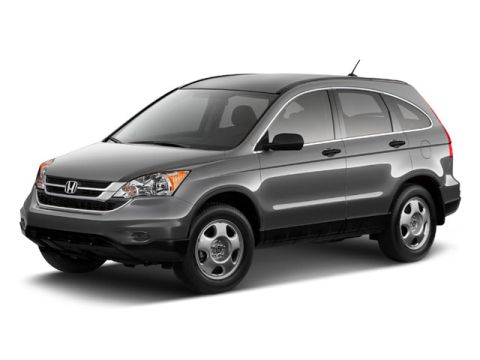 Honda CR-V 2010 4-door SUV