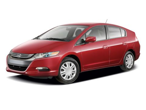 Honda Insight Change Vehicle