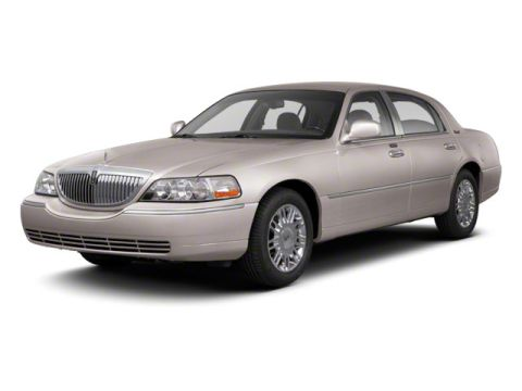 Lincoln Town Car Change Vehicle