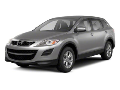 Mazda CX 9 Change Vehicle