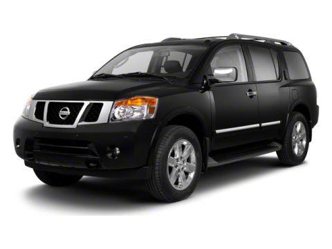 Nissan Armada Change Vehicle