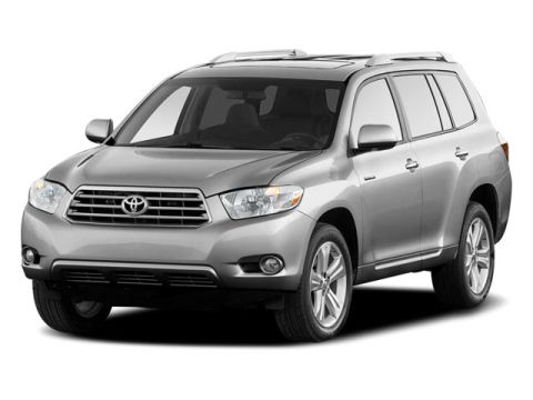 Toyota Highlander 2010 4-door SUV