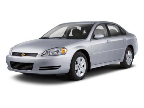 Chevrolet Impala Change Vehicle