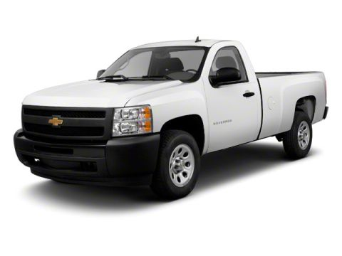 Chevrolet Silverado 1500 Change Vehicle