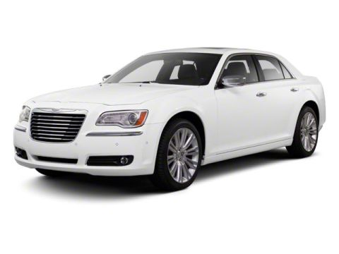 Chrysler 300 Change Vehicle