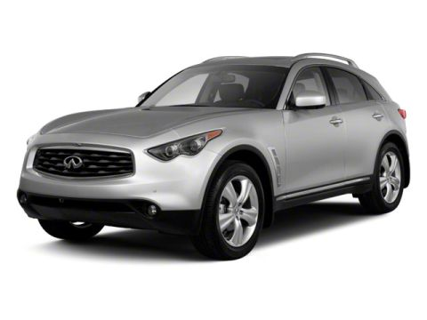 Infiniti FX Change Vehicle