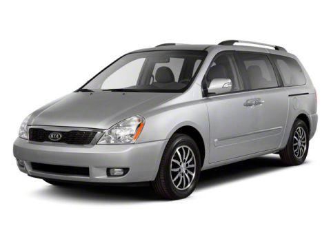 Kia Sedona Change Vehicle