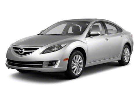 Mazda 6 Change Vehicle