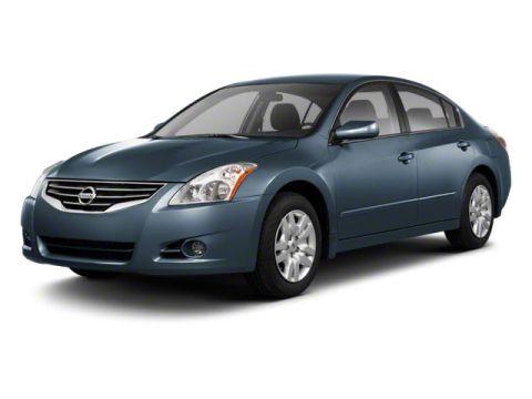 Nissan Altima Change Vehicle