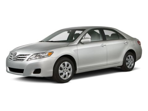 Toyota Camry Change Vehicle