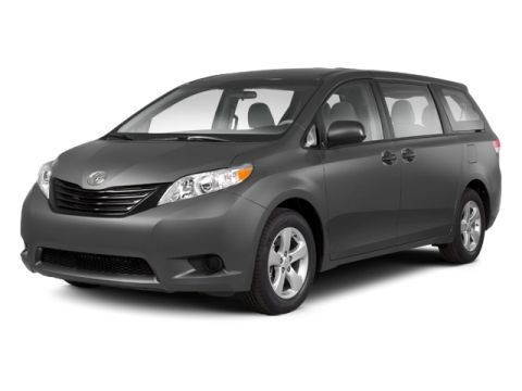 Toyota Sienna Change Vehicle