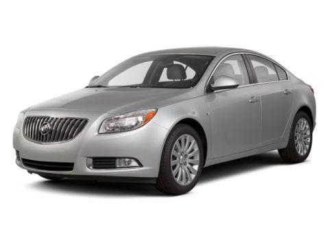 Buick Regal Change Vehicle