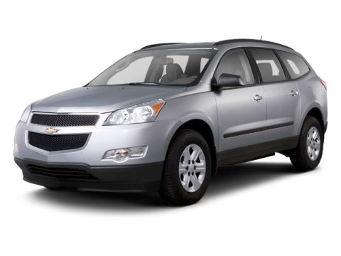 2012 chevrolet traverse reviews ratings prices. Black Bedroom Furniture Sets. Home Design Ideas