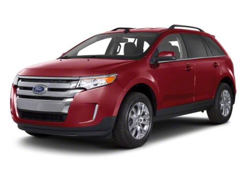 Ford Edge 2012 4-door SUV