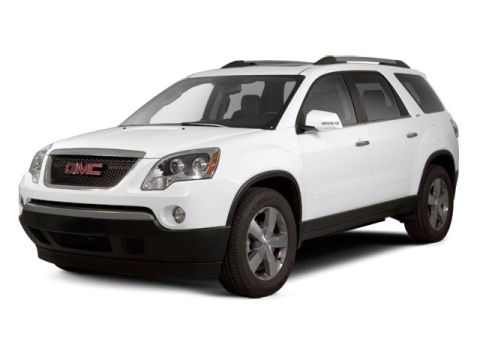 Gmc Acadia Change Vehicle