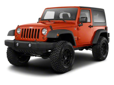 Jeep wrangler 2012 recalls