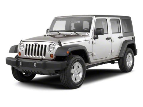 Jeep Wrangler 2012 4-door SUV