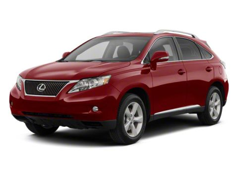 2012 lexus rx350 problems