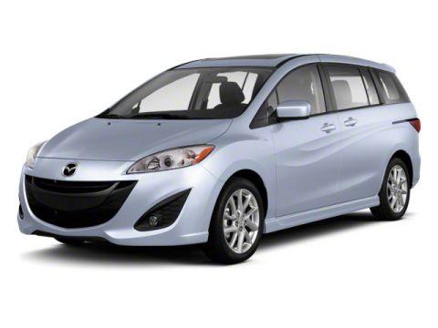 Mazda 5 Change Vehicle