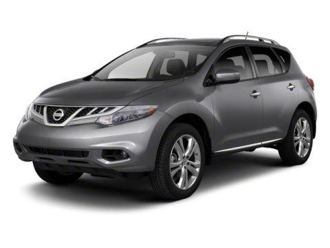 2012 nissan murano owners manual