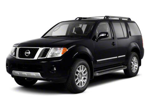Nissan Pathfinder Change Vehicle