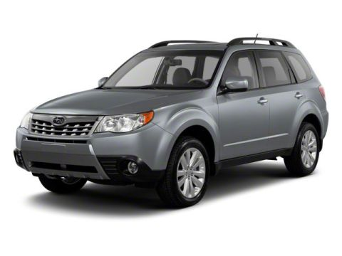Subaru Forester 2012 4-door SUV