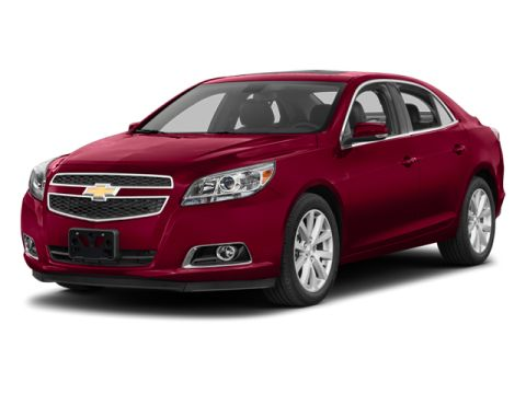 Chevrolet Malibu Change Vehicle