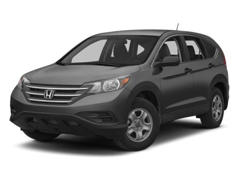 Honda CR-V 2013 4-door SUV