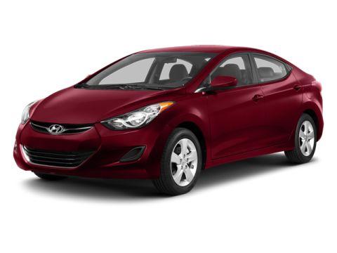 Hyundai Elantra Change Vehicle