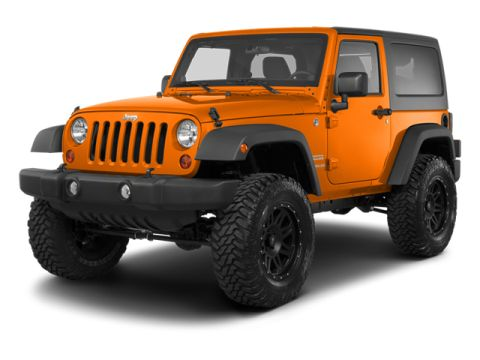 Jeep Wrangler 2013 4-door SUV
