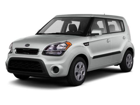 Kia Soul Change Vehicle
