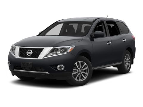 Nissan Pathfinder 2013 4-door SUV